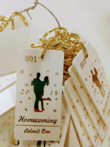 Homecoming Tickets