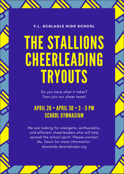 Cheer Tryouts 1